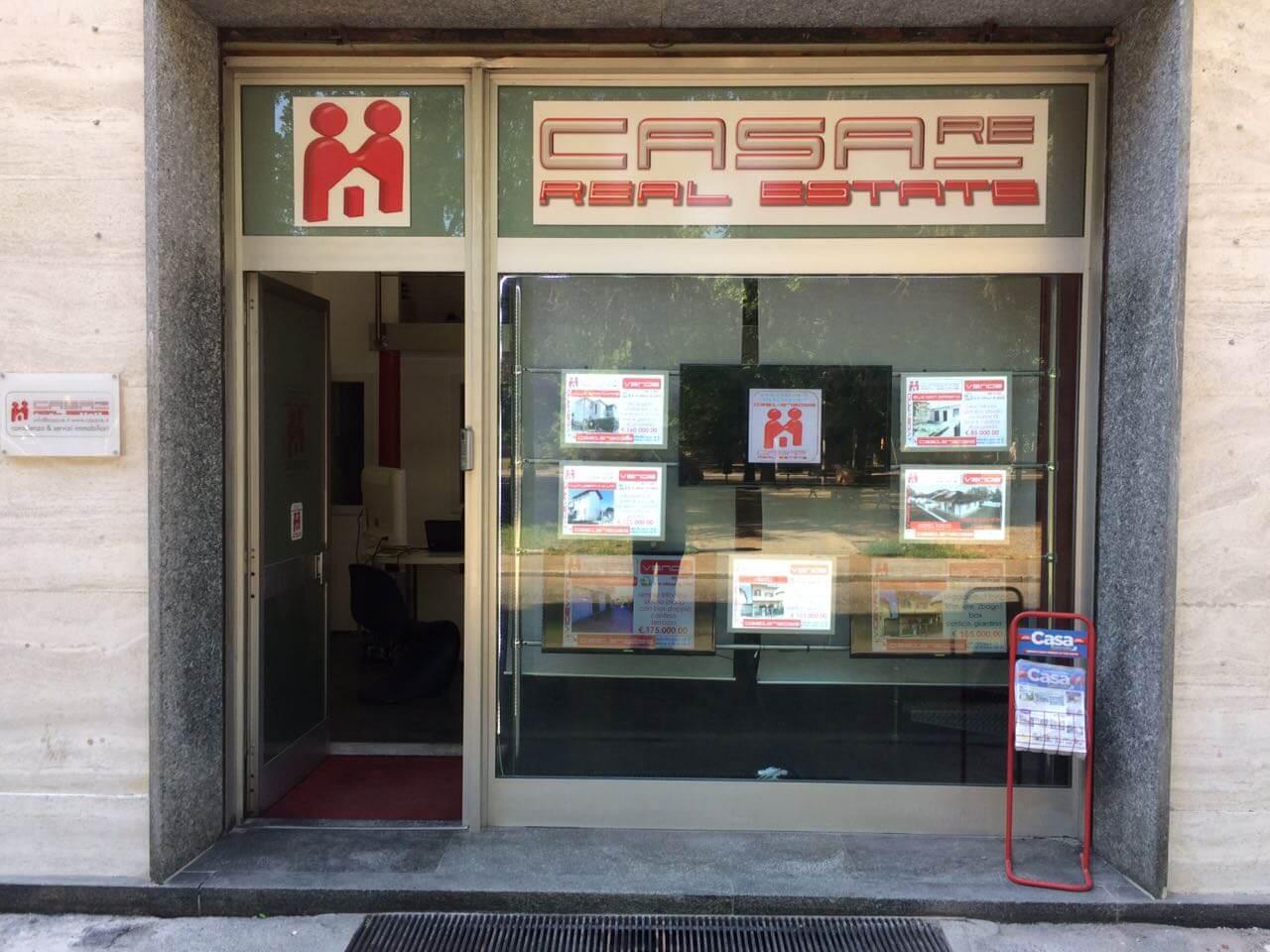 Ufficio Vigevano FOTO ESTERNA